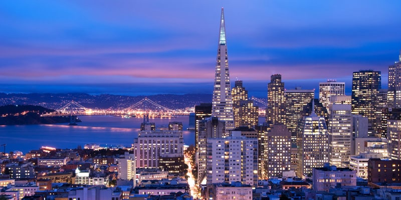 Best Places To Live in US - San Francisco